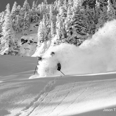 Bridger Bowl, Skiing, Montana,