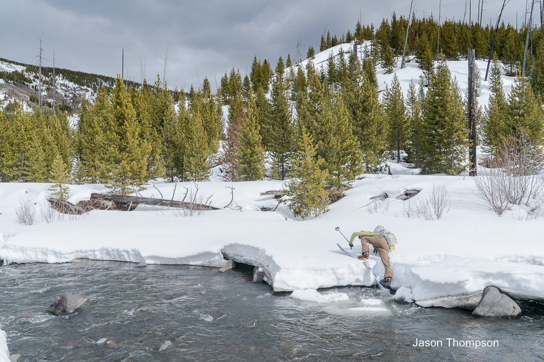 Yellowstone National Park Winter Ski Traverse
